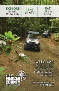 2018 Mercer County Visitors Guide